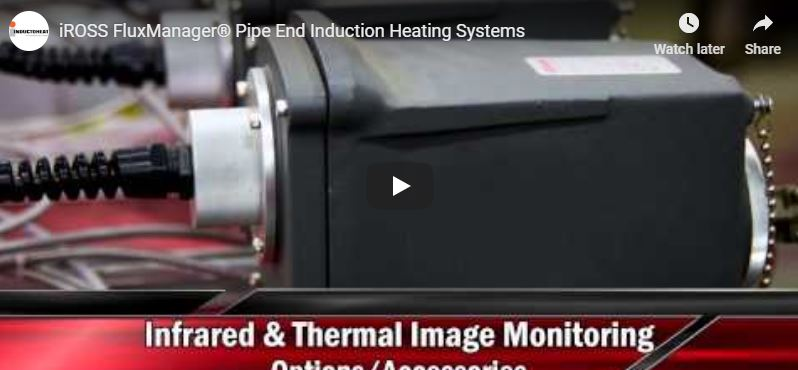 IRoss Phase 3 Tube Pipe End Heating System
