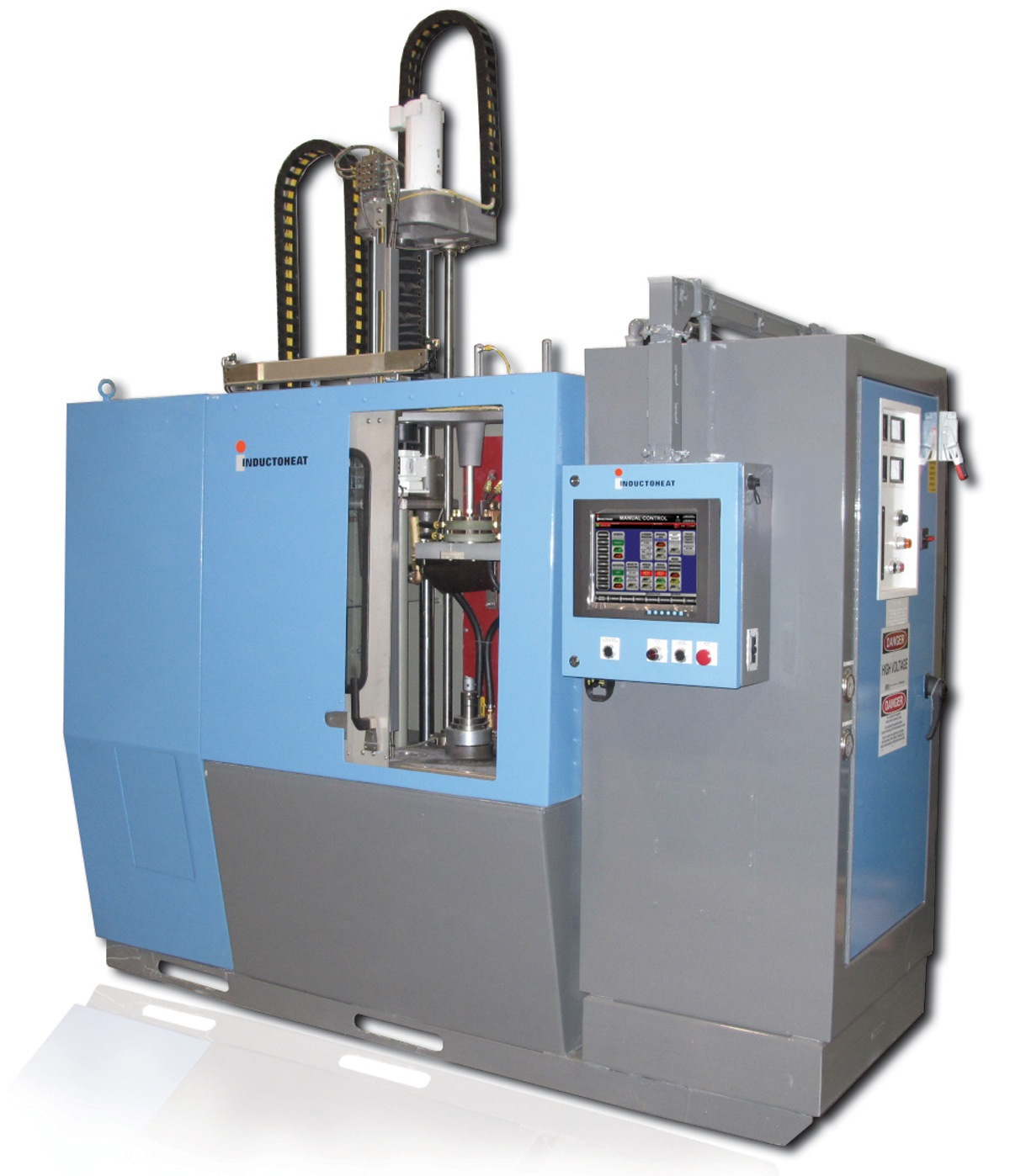 Inductoscan Induction Heat Treating Scanning System
